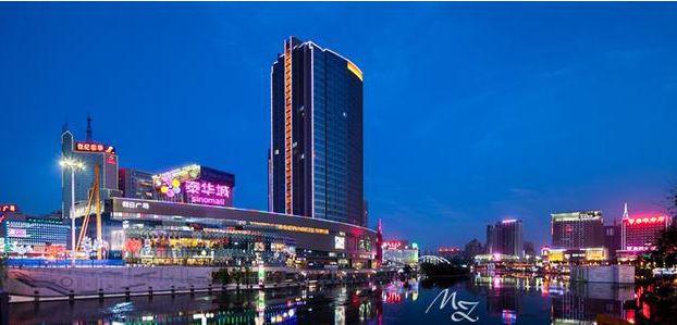 """潍坊泰华城,如何将""""线上流量""""转化为""""线下销量""""?"""